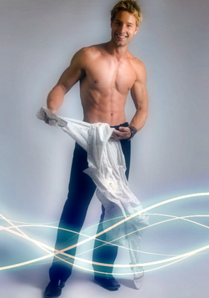 Justin Hartley fan Art