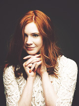 Amy Pond پیپر وال probably containing a portrait titled Karen :)