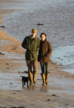 Kate and William's First início in Anglesey