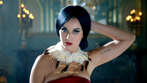 Katy Perry Killer クイーン (Own The Throne)