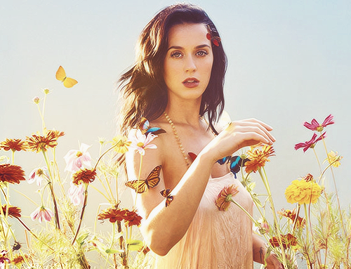 katy perry wallpaper containing a bouquet titled Katy Perry - Prism Photoshoots