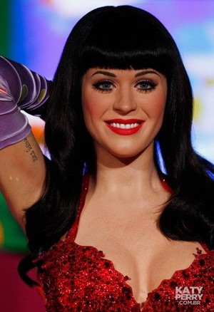 Katy Perry Wax Statue at Madame Tussauds - Australia