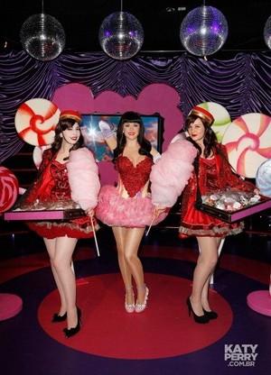 Katy Perry Wax Statue at Madame Tussauds - Australia