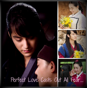 Kim Bum x Moon Geun Young