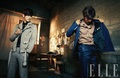 Kim Kang Woo & Kim Bum – ELLE Korea March 2013 - kim-bum photo
