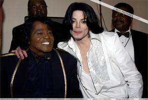 King Of Pop And The Godfather Of Soul