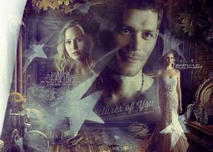 Klaus and Caroline fanarts