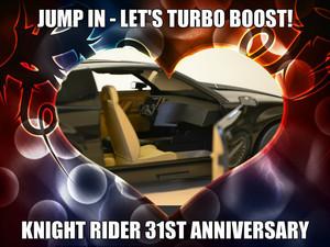 Knight Rider 31st Anniversary