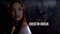 Kristin Kreuk as Lana Lang - smallville photo
