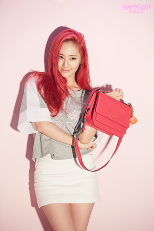 Krystal for Lovcat