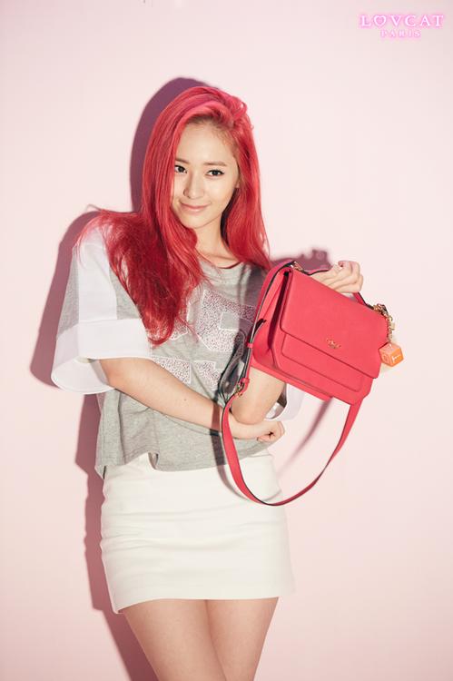 Krystal for Lovcat - F(x) Photo (35689501) - Fanpop F(x) Krystal Electric Shock