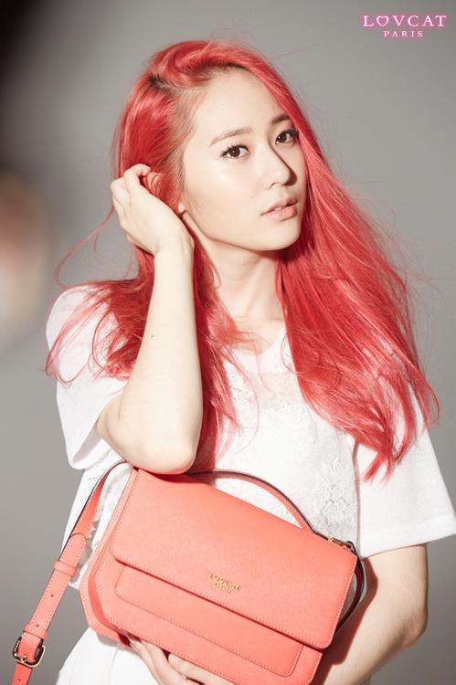 Krystal for Lovcat - F(x) Photo (35689507) - Fanpop F(x) Electric Shock Amber