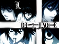L Lawliet - death-note photo