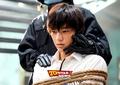 L(デスノート) as young Joong Won