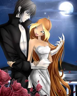 LOVELY! Flora & Helia <3