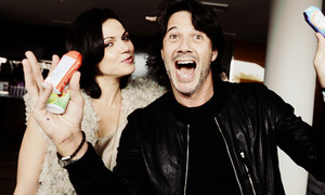Lana and Fred