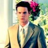 A Walk To Remember photo with a business suit, a double breasted suit, and a suit called Landon Carter