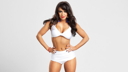 Layla (WWE) fond d'écran probably with attractiveness called Layla
