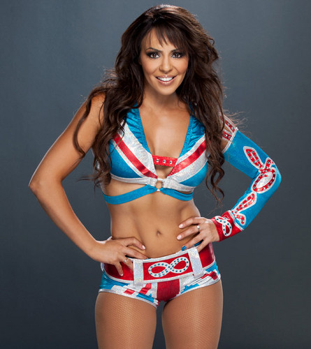 WWE LAYLA wallpaper containing a bikini entitled Layla