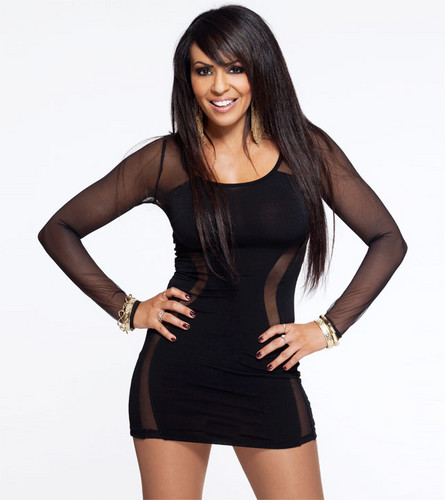 WWE LAYLA پیپر وال possibly containing a bustier, بسٹیر called Layla