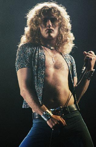 Led Zeppelin wallpaper containing a concert and a guitarist entitled Led Zepplin/Robert Plant