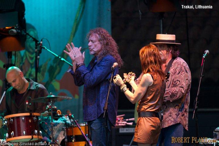Led Zepplin/Robert Plant