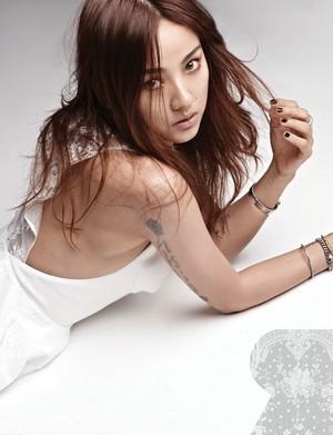 Lee Hyori - Nylon Magazine May Issue '13