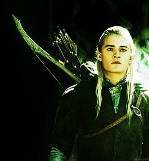 Legolas Fan Art