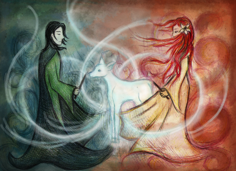 severus and lily - photo #31
