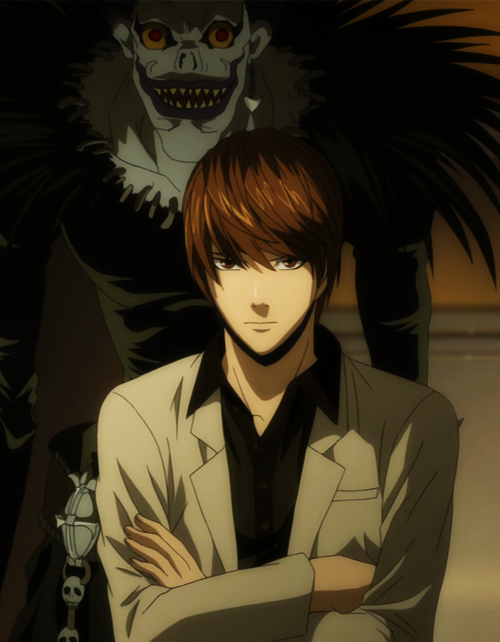 Light Yagami - Death Note Photo (35699136) - Fanpop
