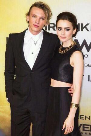 Lily & Jamie ♥