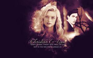 Lissa&Christian achtergrond