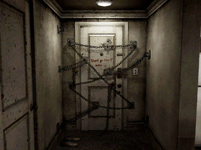 Silent Hill wallpaper titled Locked