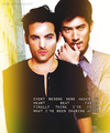 Malec - alec-and-magnus fan art