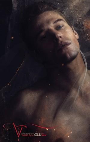 Matt Donovan: The Vampire Diaries Season 5 Promo Photo