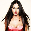 Random photo containing a portrait titled Megan Fox Icons
