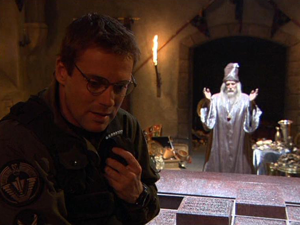 Wizards Of All Times Images Merlin Visits Stargate Sg 1