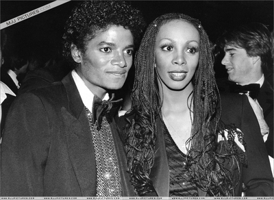 Michael And Donna Summer