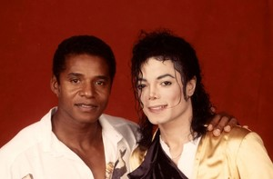 Michael And Older Brother, Randy