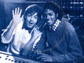 Michael And Paul McCartney In The Recording Studio - michael-jackson photo