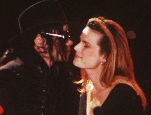 Michael And Princess Stephanie Of Monaco