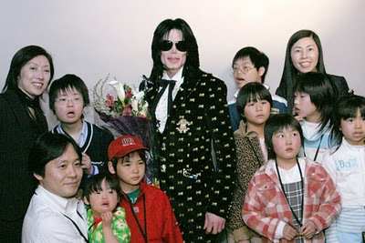 Michael In japón Back In 2007