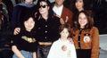 Michael With His Fans - michael-jackson photo