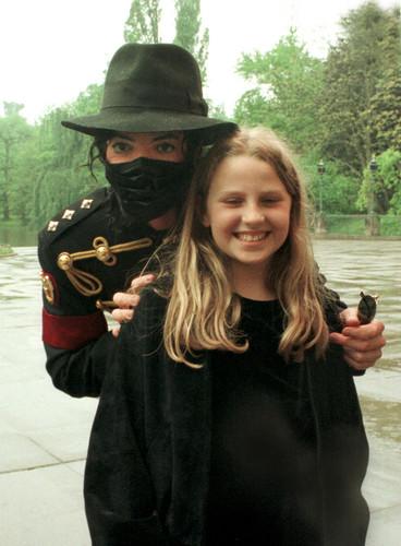 Michael and his peminat-peminat
