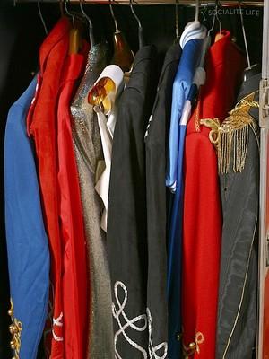 Michael's Assortment Of Custom-Made Military Jackets