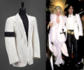 Michael's Beaded Jacket  - michael-jackson photo