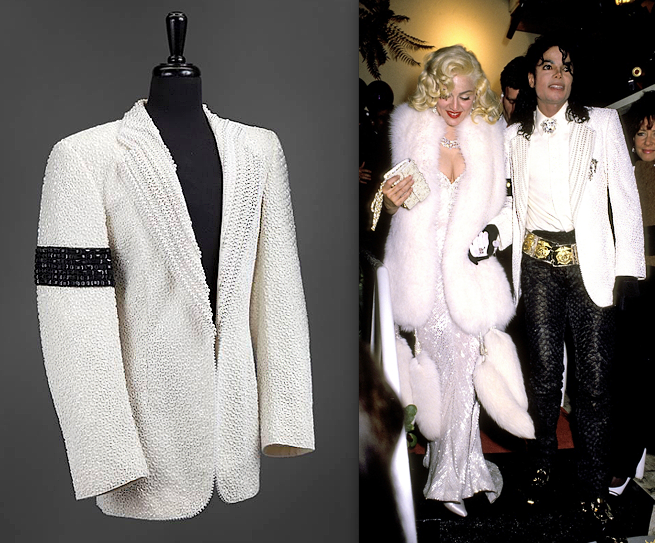 Michael's Beaded giacca