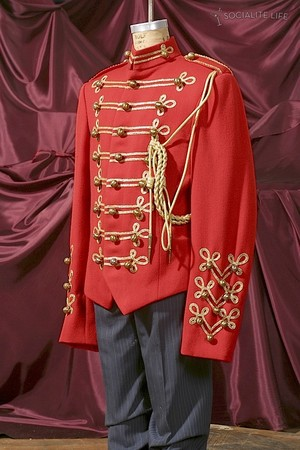 Michael's Custom-Made Military Outfit