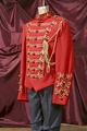 Michael's Custom-Made Military Outfit - michael-jackson photo
