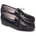Michael's Trademark Black Loafers - michael-jackson photo